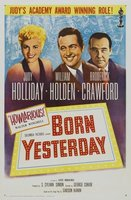 Born Yesterday movie poster (1950) picture MOV_27572dd5