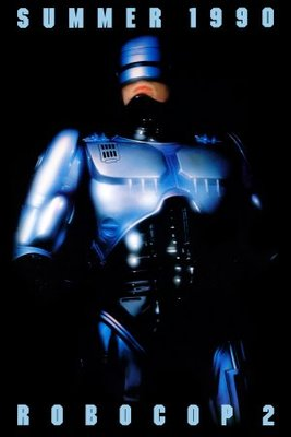 RoboCop 2 movie poster (1990) poster MOV_2759d2b9
