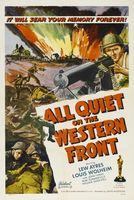 All Quiet on the Western Front movie poster (1930) picture MOV_275ddeca