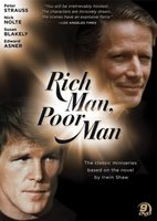 Rich Man, Poor Man movie poster (1976) picture MOV_275ed906