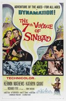 The 7th Voyage of Sinbad movie poster (1958) picture MOV_276156b0