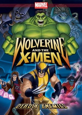 Wolverine and the X-Men movie poster (2008) poster MOV_27663cf9