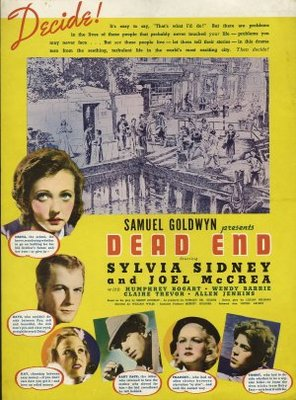 Dead End movie poster (1937) poster MOV_27671003