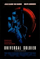 Universal Soldier movie poster (1992) picture MOV_27804f5c
