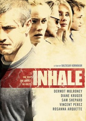 Inhale movie poster (2010) poster MOV_2780bf44