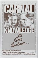 Carnal Knowledge movie poster (1971) picture MOV_2782027a