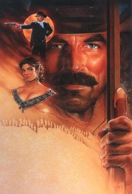 Quigley Down Under movie poster (1990) poster MOV_278b4d93