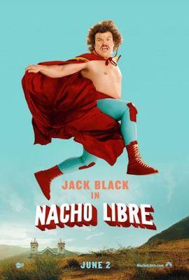 Nacho Libre movie poster (2006) poster MOV_2796ff89