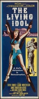 The Living Idol movie poster (1957) picture MOV_2797c225