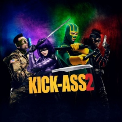 Kick-Ass 2 movie poster (2013) poster MOV_2797c95d