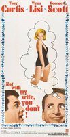 Not with My Wife, You Don't! movie poster (1966) picture MOV_279afa7a