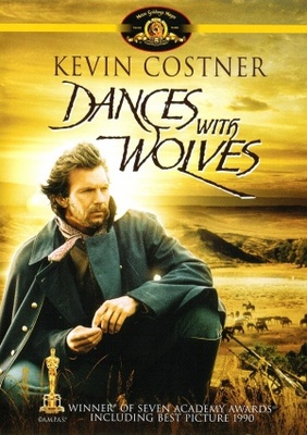 Dances with Wolves movie poster (1990) poster MOV_279be714