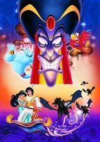 The Return of Jafar movie poster (1994) picture MOV_27a4d479