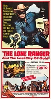 The Lone Ranger and the Lost City of Gold movie poster (1958) picture MOV_27a60715