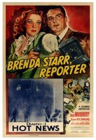 Brenda Starr, Reporter movie poster (1945) picture MOV_27a6669f