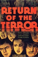Return of the Terror movie poster (1934) picture MOV_27a87666
