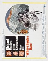 Where Eagles Dare movie poster (1968) picture MOV_27aa273a