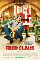 Fred Claus movie poster (2007) picture MOV_27afd6f1