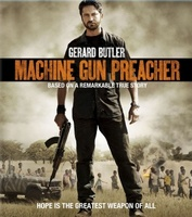 Machine Gun Preacher movie poster (2011) picture MOV_27b36024