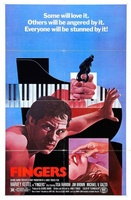Fingers movie poster (1978) picture MOV_27b46dce