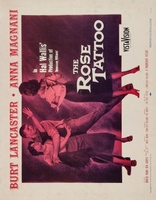 The Rose Tattoo movie poster (1955) picture MOV_27b546ef