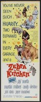 Zebra in the Kitchen movie poster (1965) picture MOV_27b63537
