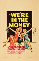 We're in the Money movie poster (1935) picture MOV_27bbe066