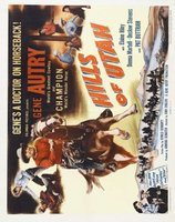 The Hills of Utah movie poster (1951) picture MOV_27bd424f