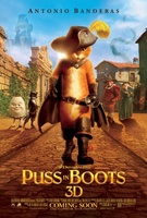 Puss in Boots movie poster (2011) picture MOV_27bdadb6