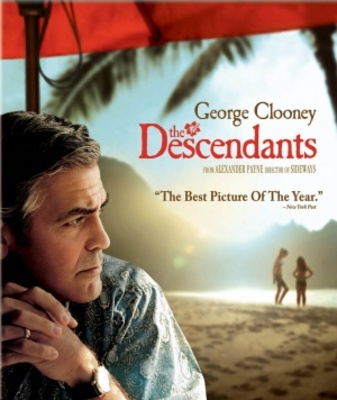 The Descendants movie poster (2011) poster MOV_27c4e820