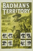 Badman's Territory movie poster (1946) picture MOV_27cf85f6