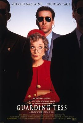 Guarding Tess movie poster (1994) poster MOV_27d7f4ef