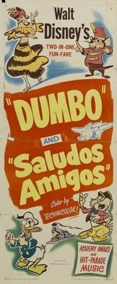 Dumbo movie poster (1941) poster MOV_27d9d46f