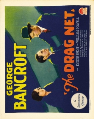 The Dragnet movie poster (1928) poster MOV_27e20042