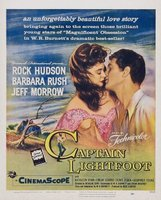Captain Lightfoot movie poster (1955) picture MOV_27e8652f