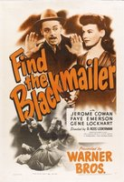 Find the Blackmailer movie poster (1943) picture MOV_27eb7f18