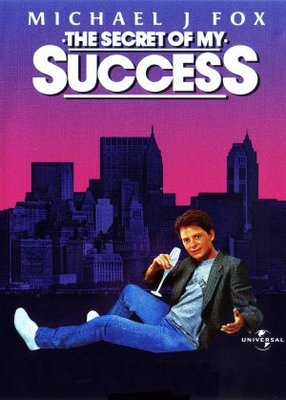 The Secret of My Succe$s movie poster (1987) poster MOV_27f2bc1e