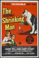 The Incredible Shrinking Man movie poster (1957) picture MOV_61fe9df8
