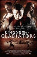 Kingdom of Gladiators movie poster (2011) picture MOV_27f56284