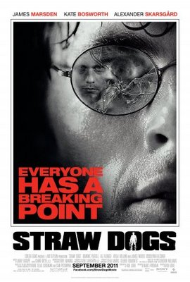 Straw Dogs movie poster (2011) poster MOV_27f71e30