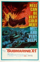 Submarine X-1 movie poster (1968) picture MOV_27fa8100