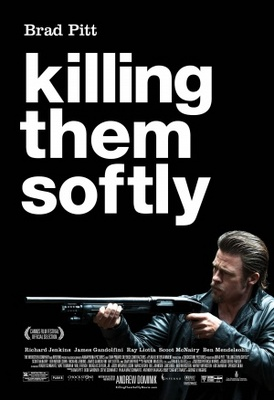 Killing Them Softly movie poster (2012) poster MOV_28032dc7
