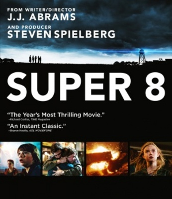 Super 8 movie poster (2011) poster MOV_28146bfa