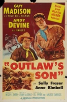 Outlaw's Son movie poster (1954) picture MOV_28191404