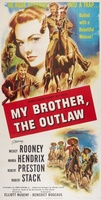 My Outlaw Brother movie poster (1951) picture MOV_281d0987