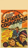 Captains Courageous movie poster (1937) picture MOV_2827475e