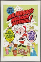 Mister Magoo's Christmas Carol movie poster (1962) picture MOV_2827c6fa