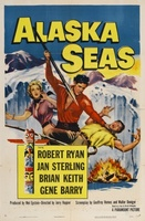 Alaska Seas movie poster (1954) picture MOV_282b748d