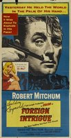 Foreign Intrigue movie poster (1956) picture MOV_283c7697