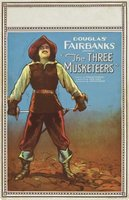 The Three Musketeers movie poster (1921) picture MOV_2846fafe